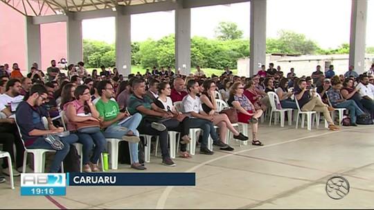 'Universidade chegou no mínimo', diz diretor do campus Agreste da UFPE