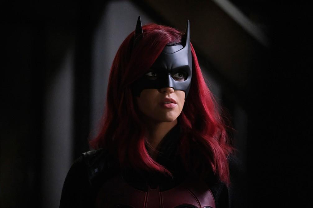 Ruby Rose em cena de 'Batwoman' — Foto: Divulgação