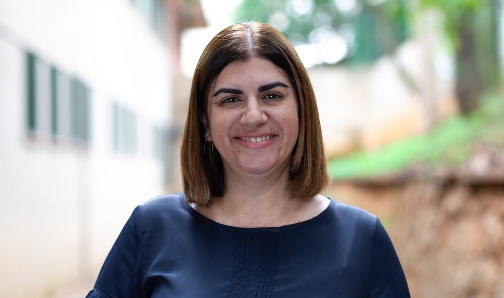 Debora Garofalo — Foto: The Varkey Foundation/Divulgação