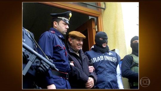 Mafioso italiano manda matar a filha que se apaixonou por policial