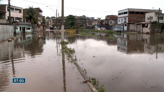 Alerta de chuva forte continua no Espírito Santo nesta terça-feira