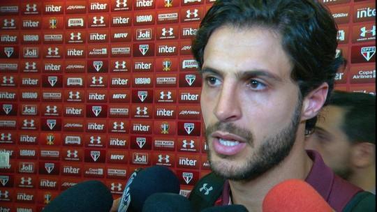 """Jogadores defendem Dorival, e Petros diz: """"São Paulo precisa ser campeão logo"""""""