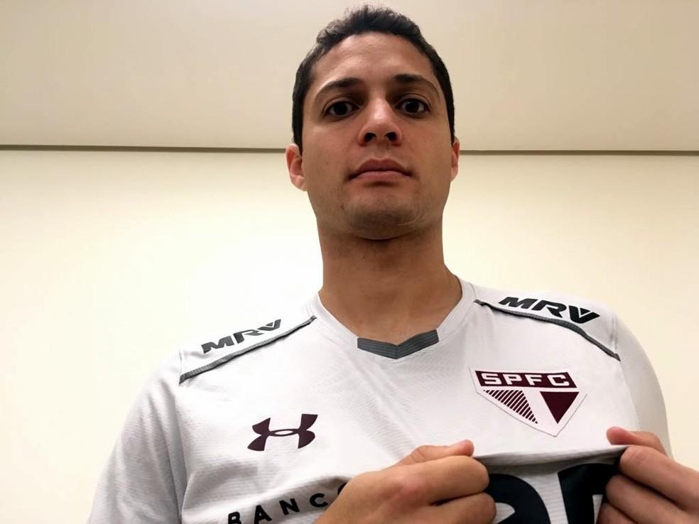 Diego Souza ainda sonha com seleção