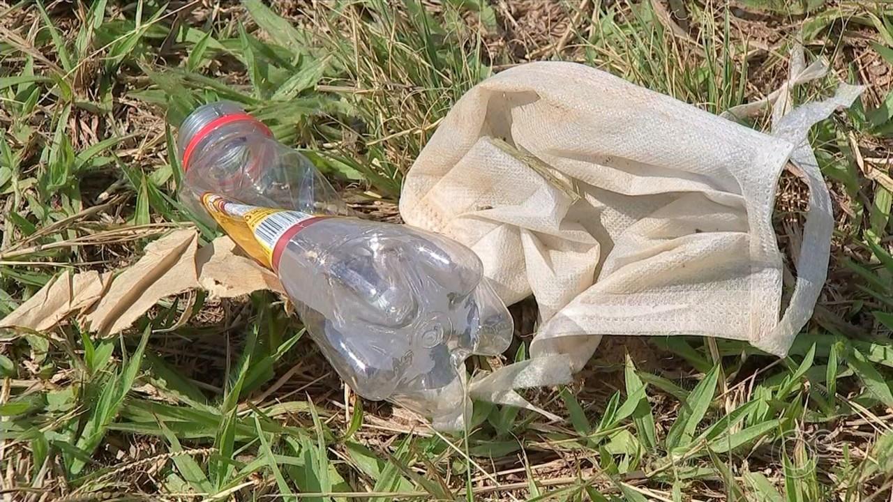 Quase 400 toneladas de lixo são retiradas em rodovias da região de Jundiaí