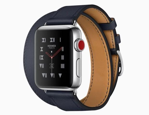 Hèrmes Apple Watch Series 3: Single Tour Rallye (Foto: reprodução)