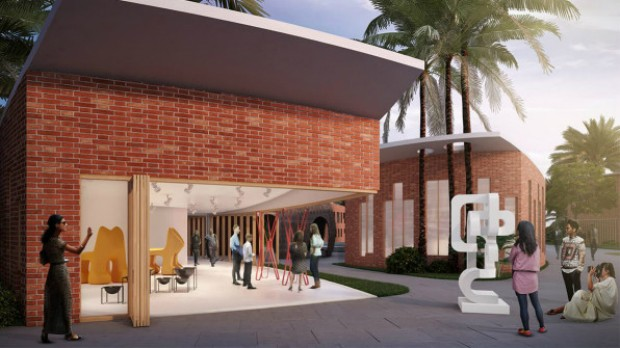 Projeto da Riverbend School (Foto: Reprodução)