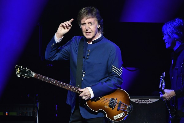 O músico Paul McCartney (Foto: Getty Images)