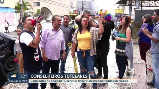 Candidatos denunciam irregularidades na eleição para Conselho Tutelar na Baixada
