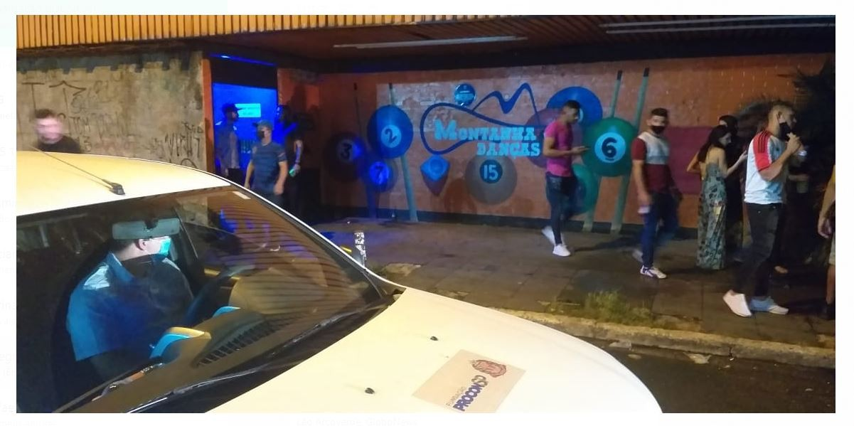 Fiscalização do Procon encerra festa com 500 pessoas em casa noturna na Zona Norte de SP