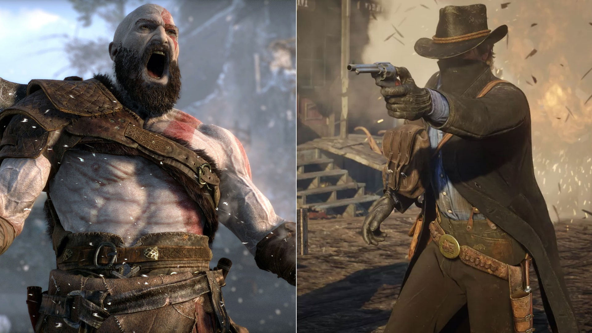 Game Awards 2018: 'God of War' e 'Red Dead Redemption 2' lideram indicações - Radio Evangelho Gospel