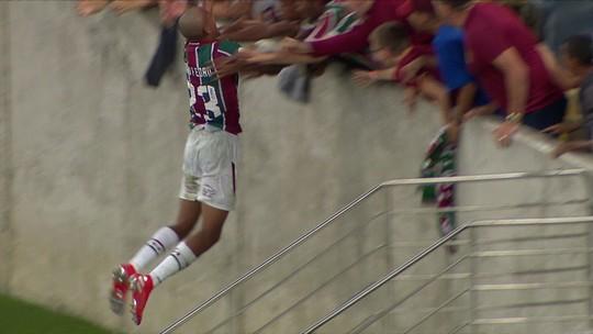 """Marcos Paulo diz que ficou no Fluminense para jogar e revela conversa com Diniz: """"Pede para ser ousado"""""""