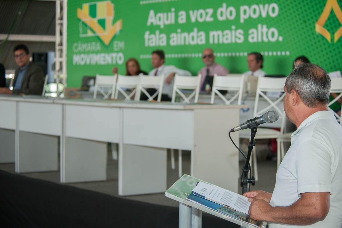 Câmara em Movimento amplia diálogo entre Poder Legislativo do DF e a população