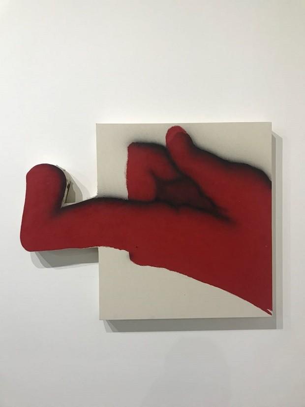 James English Leary, 2014- SIM Galeria (Foto: Reprodução/ Instagram)