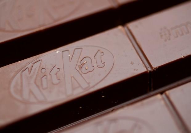 Barra de chocolate Kit Kat (Foto: Stefan Wermuth/Reuters)
