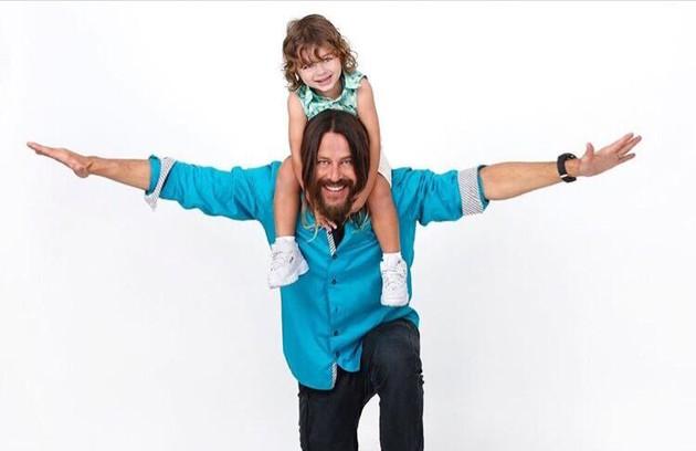 Thor Becker, filho de Theo Becker, estará em 'Nos tempos do Imperador', novela das 18h da Globo que estreará em 2021 (Foto: Arquivo Pessoal)