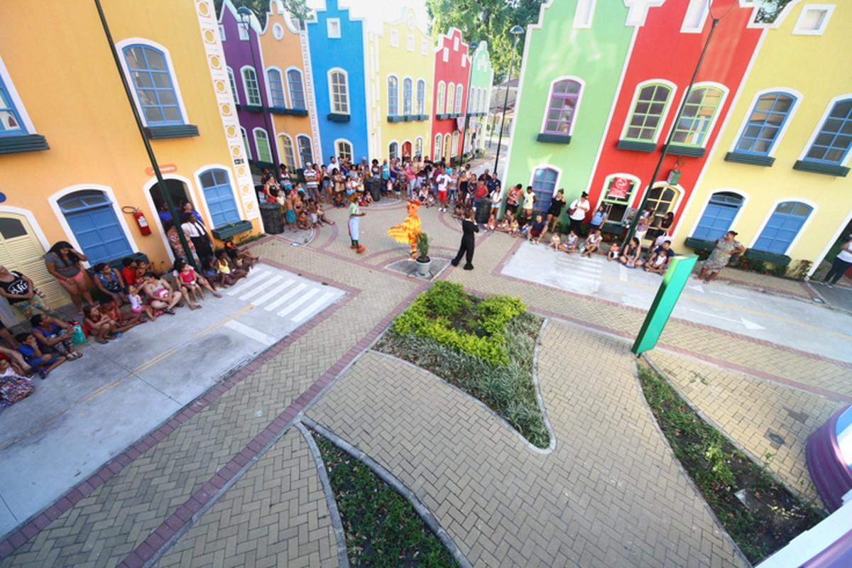 Cidade de Criança, em Campos, RJ, terá programação especial no final de semana