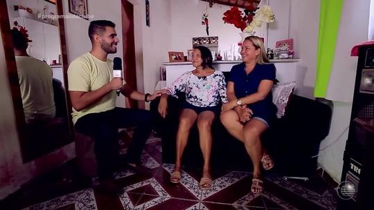 Mãe e filha se reencontram após 40 anos separadas e morando perto uma da outra