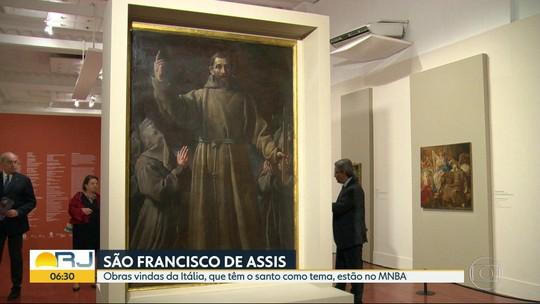São Francisco de Assis é tema de uma exposição do Museu Nacional de Belas Artes