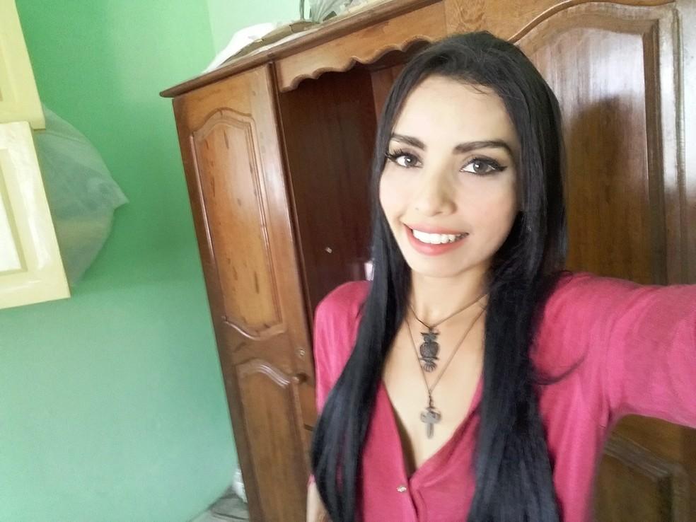 Ex-miss é morta em Marituba, no Pará — Foto: Reprodução/Facebook