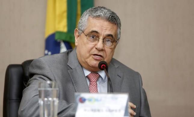 Rubens Lopes, presidente da Ferj