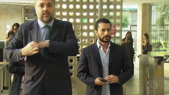 Baiano depõe no RJ e confirma propina a Cunha, diz advogado