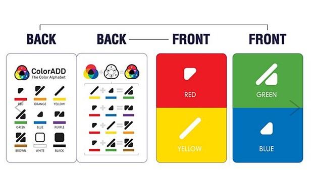 Uno especial para daltônico (Foto: Divulgação Mattel)