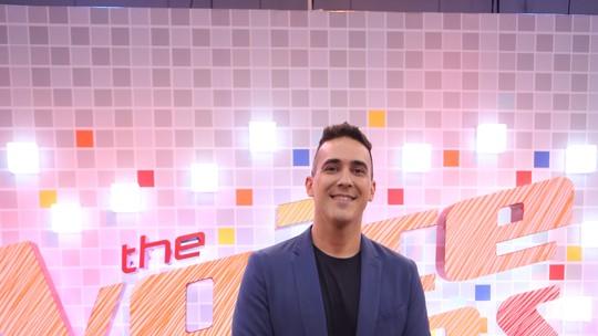 André Marques avalia importância do 'The Voice Kids':  'Maior presente que ganhei'