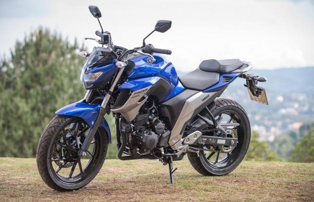Nova Yamaha Fazer 250 Chega 224 S Lojas Por R 14 990 Auto
