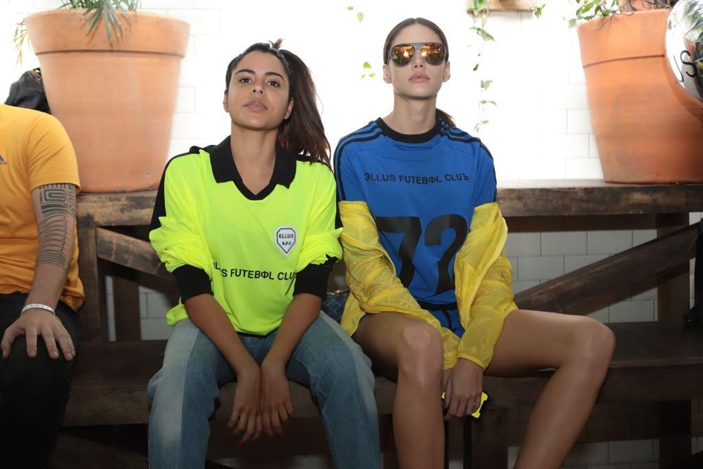 Marina Morena e Danielle Pontes (Foto: Divulgação)