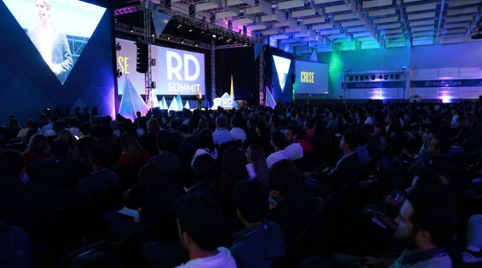 RD Summit 2016: novo aporte na Resultados Digitais (Foto: Divulgação/RD)