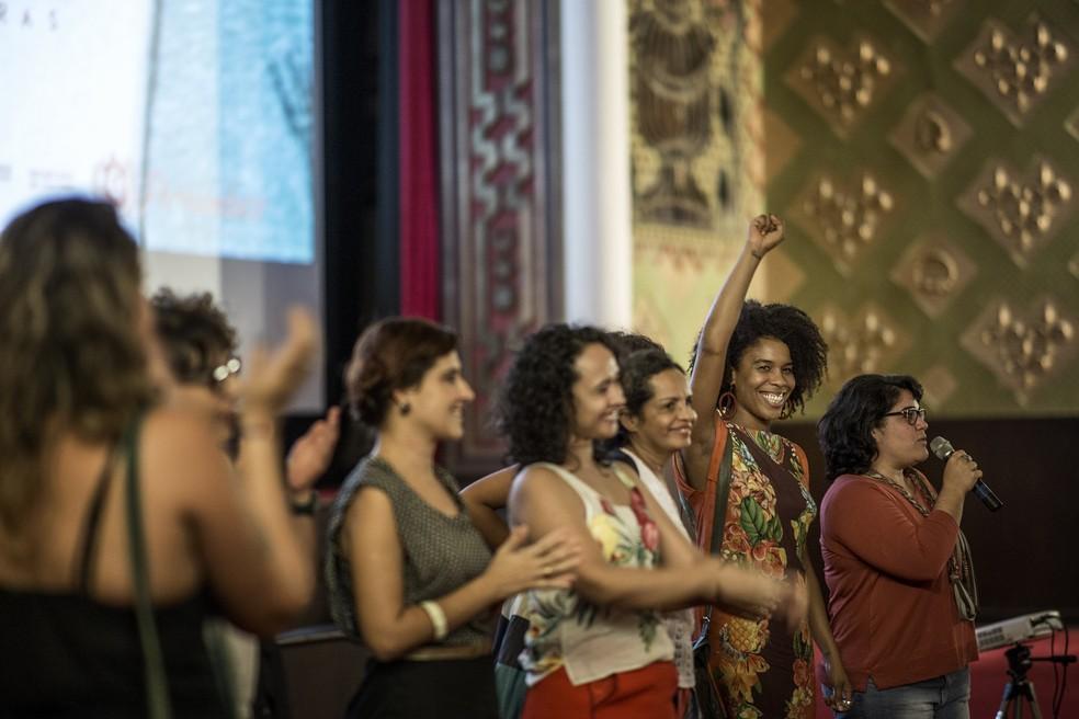 O Fincar é marcado pela exaltação das obras audiovisuais produzidas e dirigidas por mulheres de todo o mundo (Foto: Divulgação/Fincar)