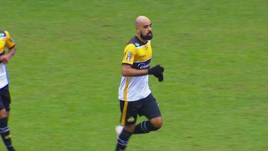 Criciúma 1 x 1 Figueirense: assista aos melhores momentos