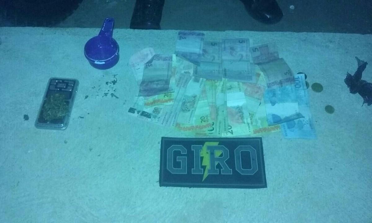 Homem é preso suspeito de vender drogas na própria casa em Boa Vista