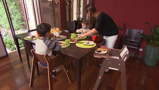Arquitetos criam móveis que crescem junto com os filhos