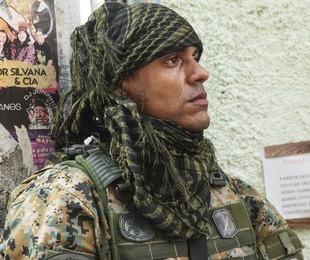 Marcello Melo Jr. em 'Arcanjo renegado' | Divulgação/TV Globo