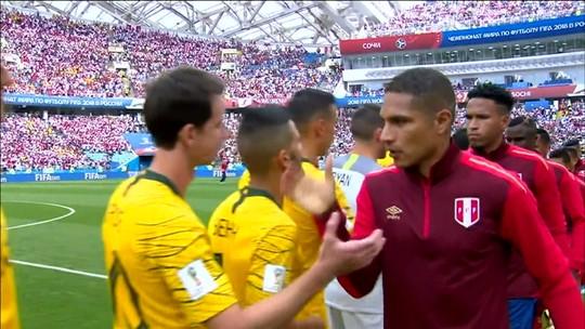 Adversários do Brasil, Venezuela e Peru vão se enfrentar na Arena do Grêmio