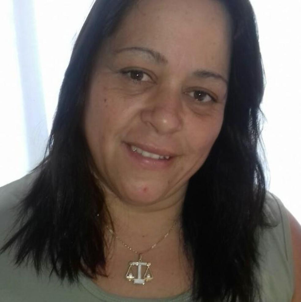 Zelirde morreu de Covid-19 após nove dias internada em Ituporanga (SC), segundo prefeitura — Foto: Redes Sociais/Reprodução