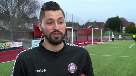Ex-seleção sub-20 hoje joga na sétima divisão da Inglaterra: conheça  Lucas Covolan
