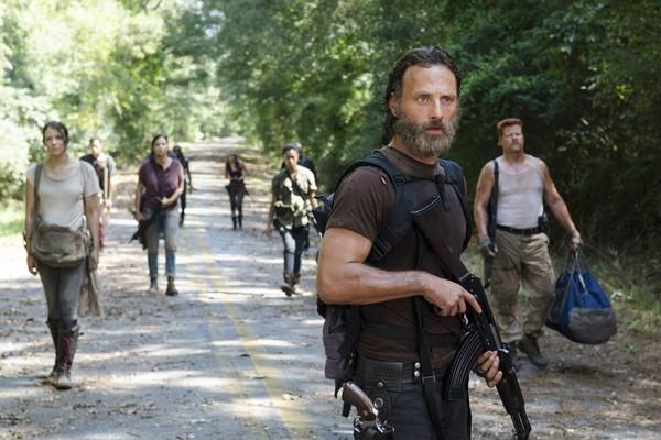 Último episódio da quinta temporada de 'The Walking Dead' terá 1h30 (Foto: Divulgação)