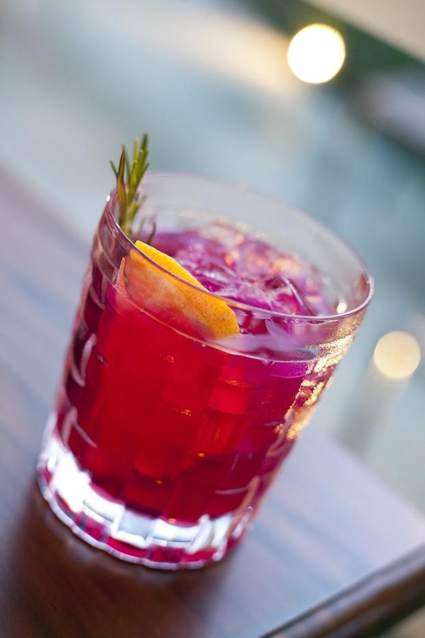 gin com pitaya (Foto: Divulgação)