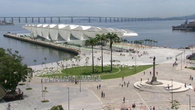 União internacional aprova indicação do Rio a capital mundial da arquitetura