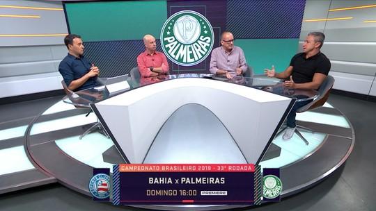 """Lédio fala em ano ruim do Palmeiras: """"Você conta nos dedos as vezes que o time jogou bem"""""""