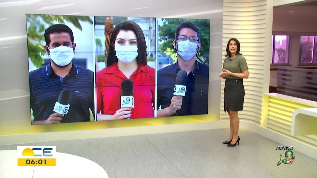 VÍDEOS: Bom Dia Ceará de quinta-feira, 29 de outubro