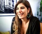 Andréia Sadi | João Miguel Júnior/Globo