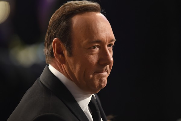O ator Kevin Spacey (Foto: Getty Images)