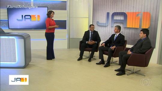 Acordo para melhorar distribuição de energia em Goiás é assinado entre Governo e Enel
