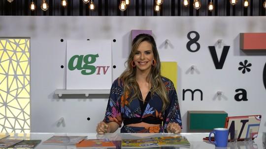 Batalha de torta de pão e 'Flávia que eu te escuto' no AgTV, 31