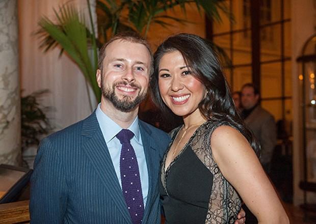 Ruthie Ann Miles é casada com Jonathan Blumenstein  (Foto: Reprodução)