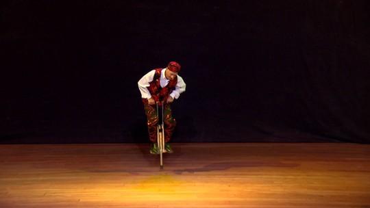 Mais de 100 artistas participam da 9ª edição do Circo Volante
