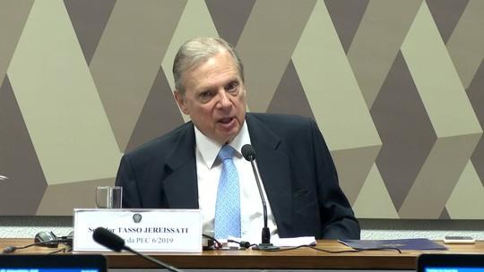Relator da reforma da Previdência lê parecer, e votação fica para a próxima semana